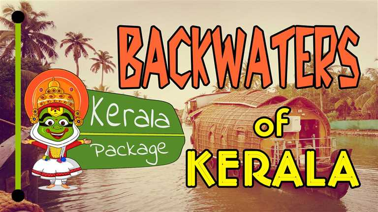Kerala Backwaters Houseboat Tour Packages