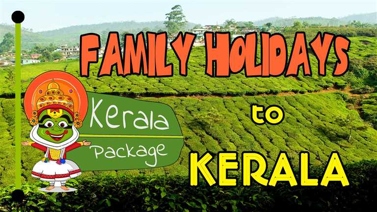 Kerala Family Tour Packages