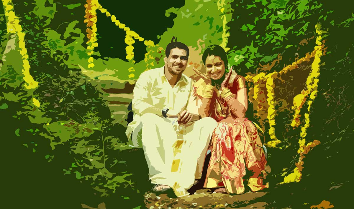 Kerala honeymoon package for couple
