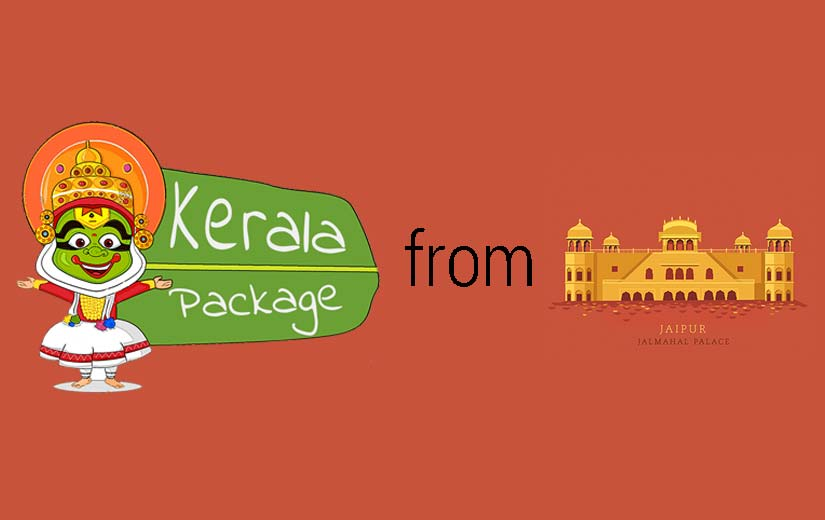 Jaipur Kerala tour packages