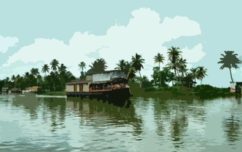 7 nights 8 days Kerala packages
