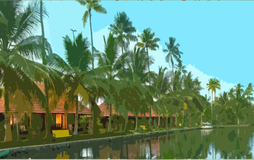 Kolhapur to Kerala tour packages