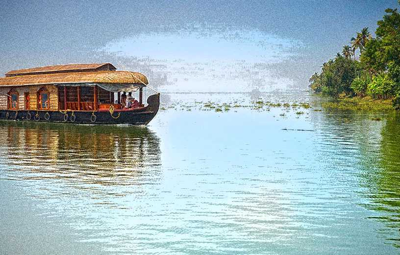 Hubli Kerala tour package