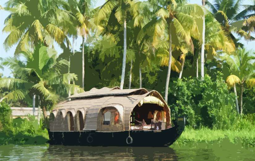 Surat to Kerala tour packages