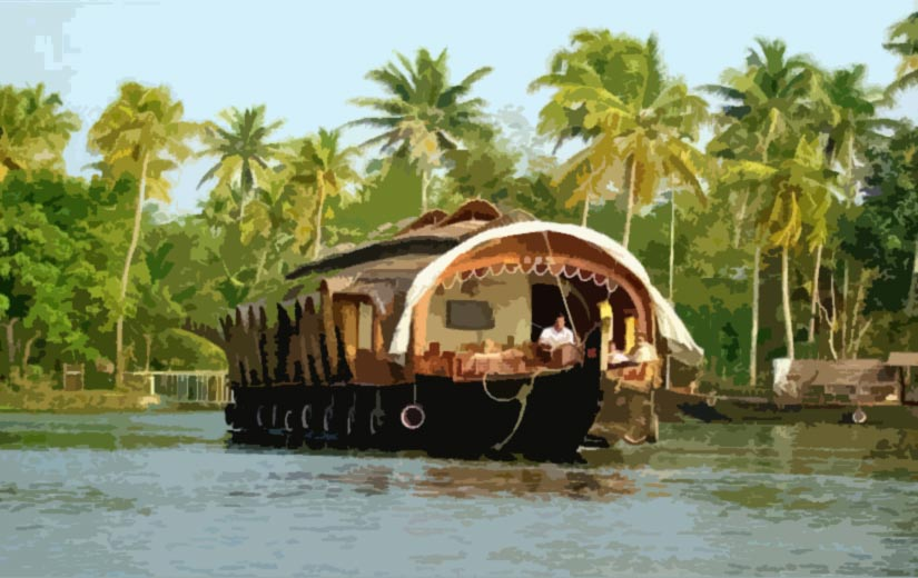 6 nights 7 days Kerala packages