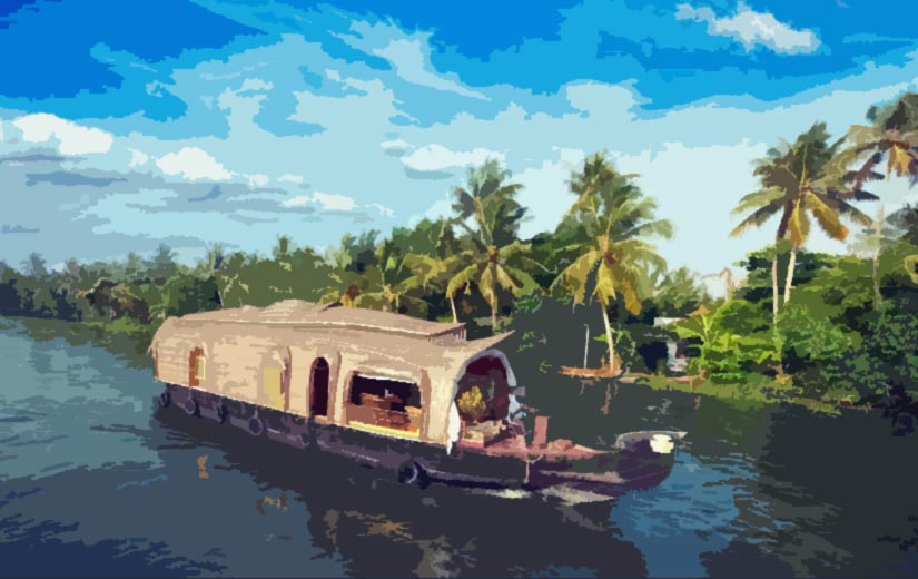 Kerala tour packages from Vellore