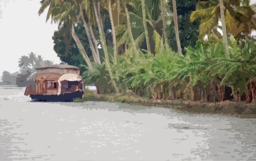 Jabalpur to Kerala tour packages