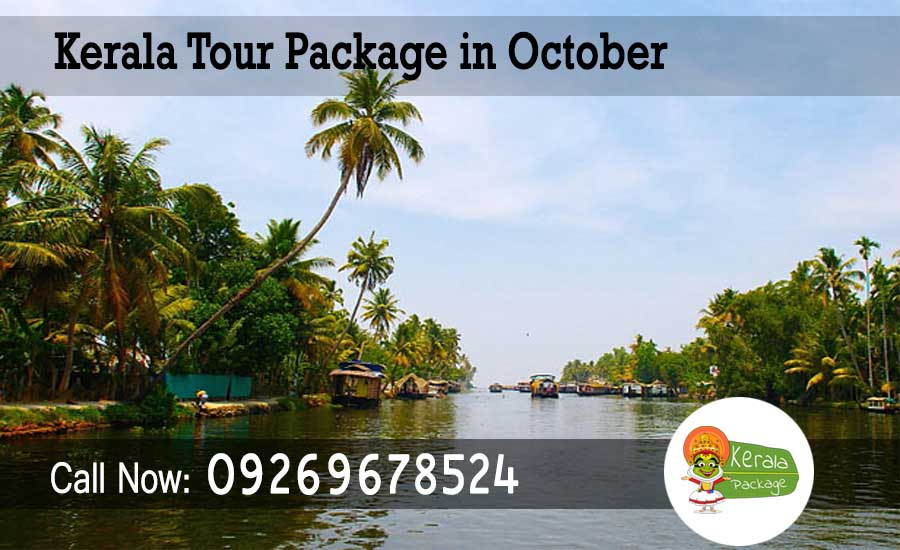 Kerala Tour Package in October