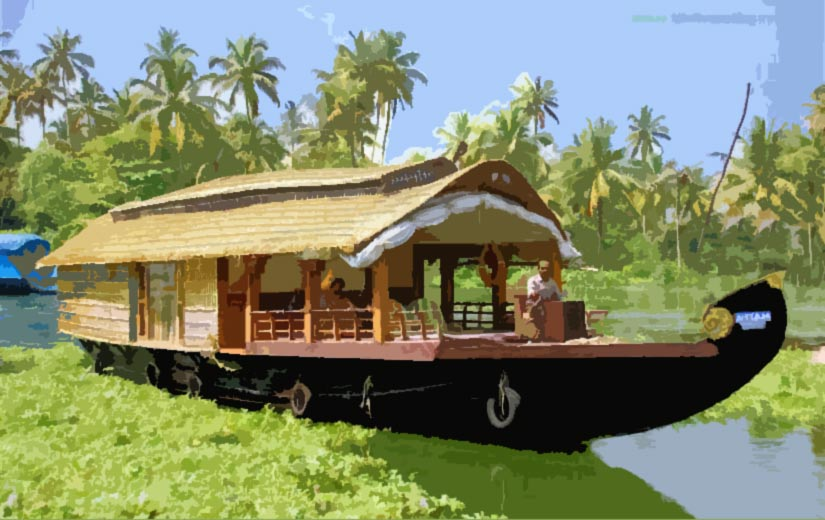 Kerala tour packages from Trivandrum