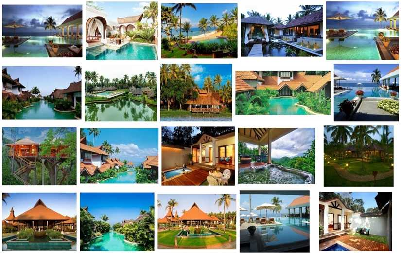 Kerala Luxury Packages