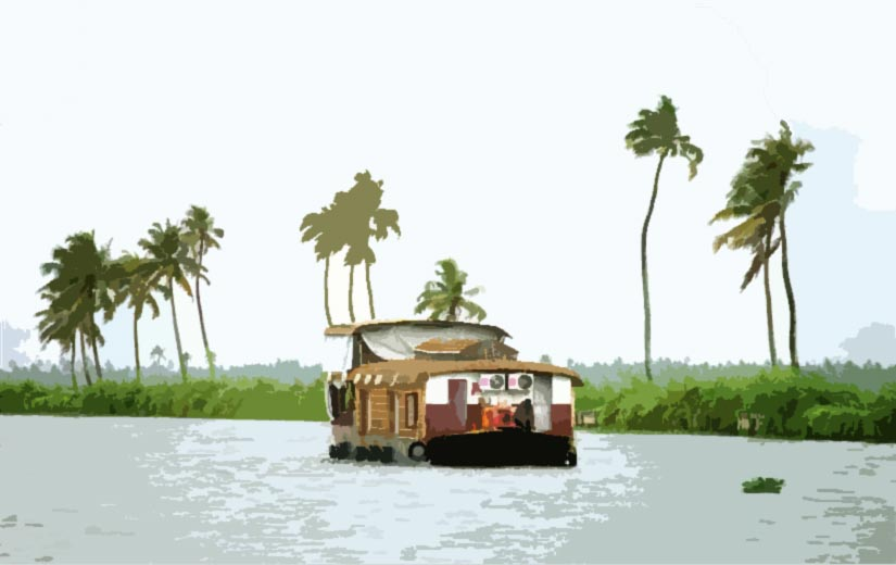 Kerala sightseeing packages