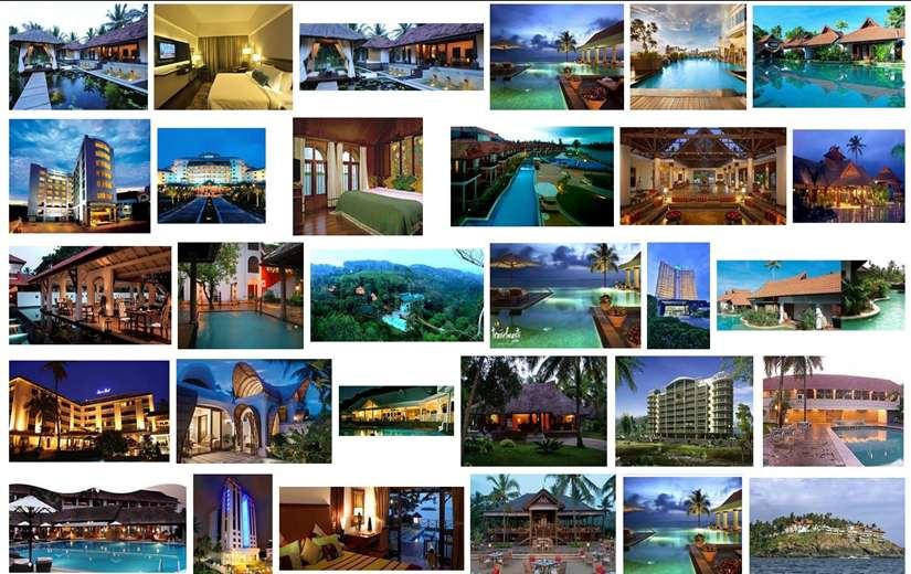 Kerala Honeymoon 5 Star Hotels