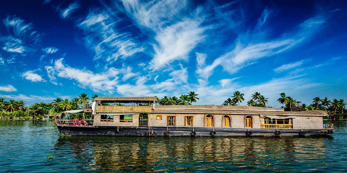 Vadodara to Kerala tour packages