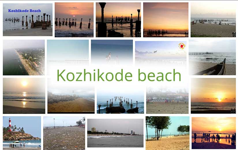 Kozhikode beach tourism