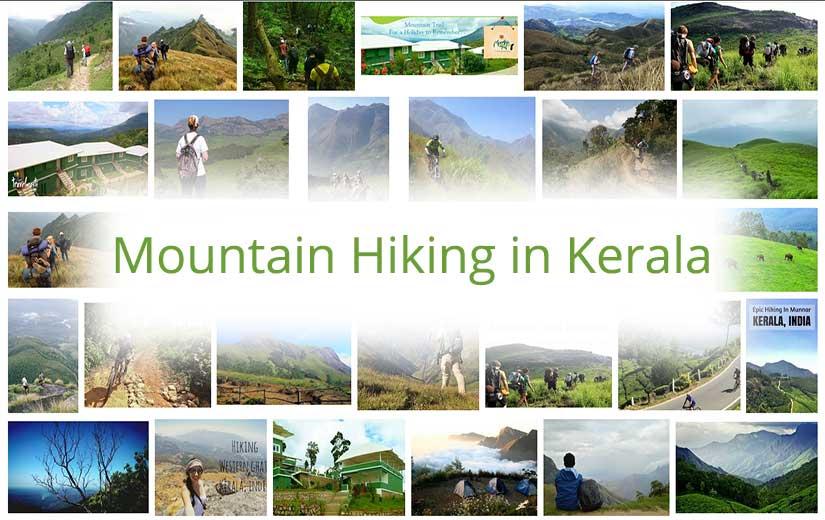 Mountain Hiking in Kerala