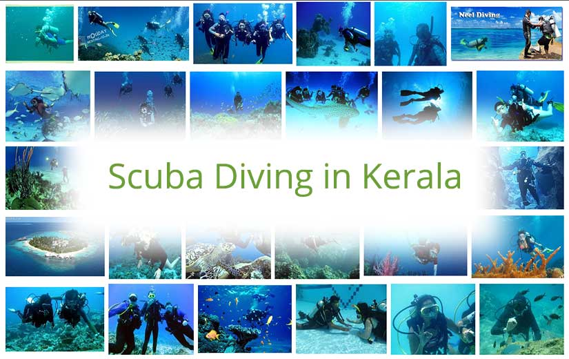 Scuba Diving in Kerala
