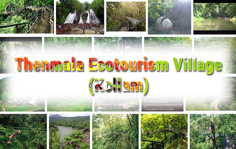 Thenmala Ecotourism Village