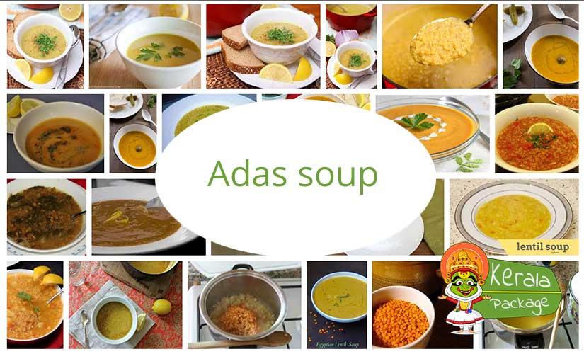 Adas soup