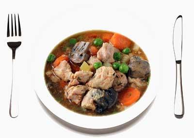 Chicken Stew dish Kerala