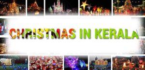 Christmas festival in Kerala
