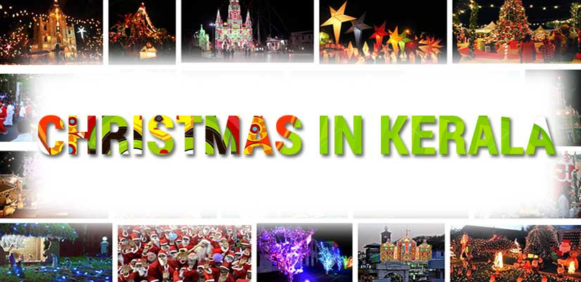 Christmas festival in Kerala