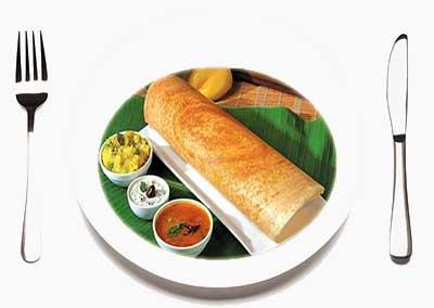 Dosa dish Kerala