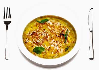 Erissery dish Kerala