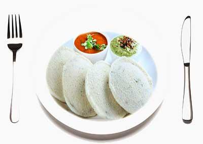 Idli dish Kerala