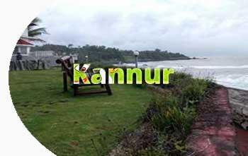 Kannur in Kerala
