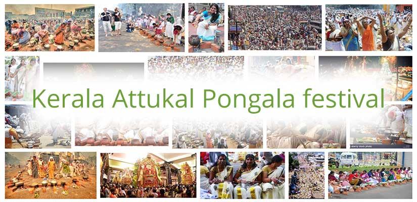 Kerala Attukal Pongala festival