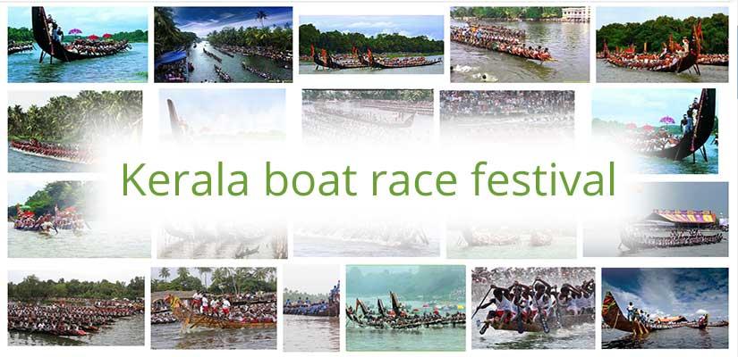 Kerala boat race festival
