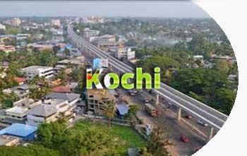 Kochi in Kerala
