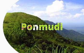 Ponmudi in Kerala