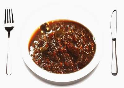 Puli inji dish Kerala