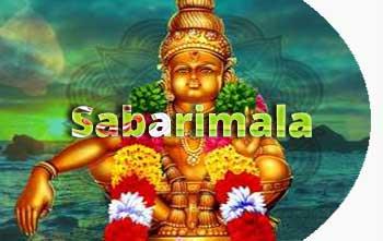 Sabarimala in Kerala