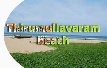 Thiruvanmiyur Beach in Kerala
