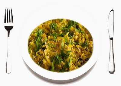 Thoran dish Kerala