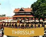 Thrissur Kerala India