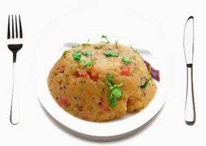 Upma Kerala traditional dish