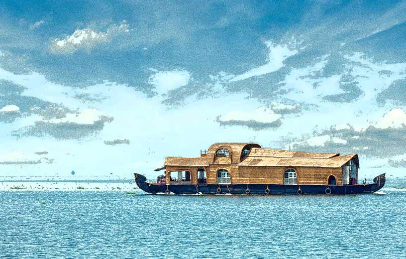 Kerala honeymoon package from Malaysia