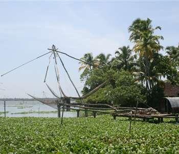 Kumbalangi Tourist Village in Kerala