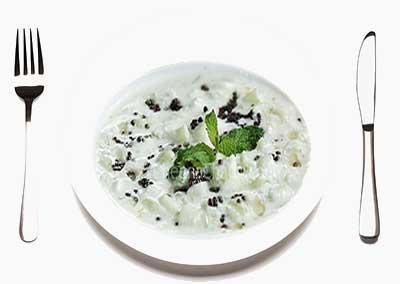 Pachadi dish Kerala