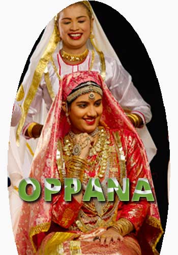 Oppana Dance
