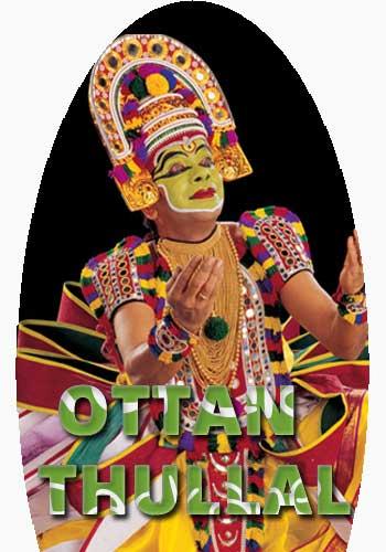 Ottan Thullal Dance Kerala