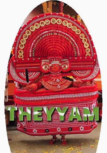 Theyyam Dance Kerala