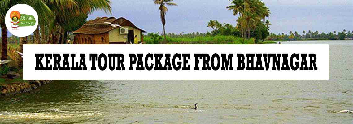Kerala tour package from Bhavnagar