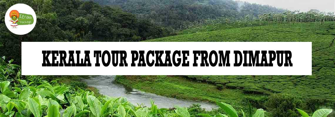 Kerala tour package from Dimapur