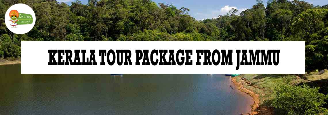 Kerala tour package from Jammu